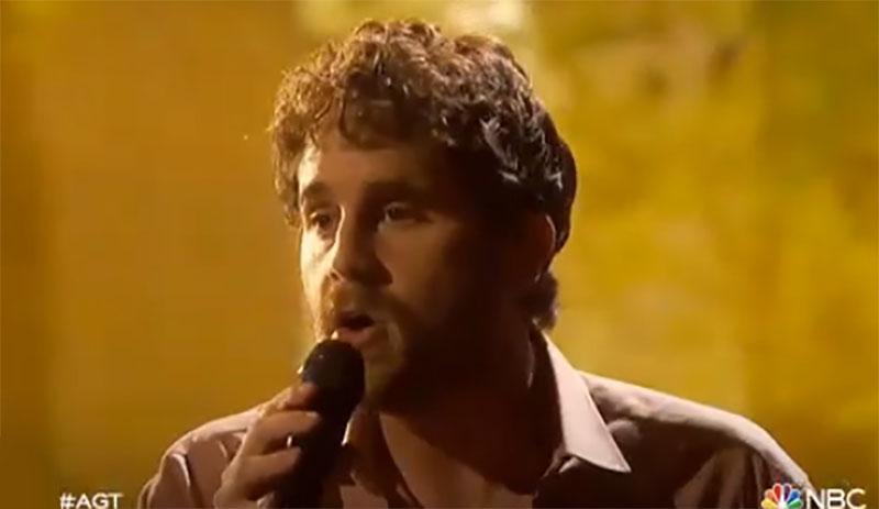 "Ben Platt sings ""You Will Be Found"" on America's Got Talent"