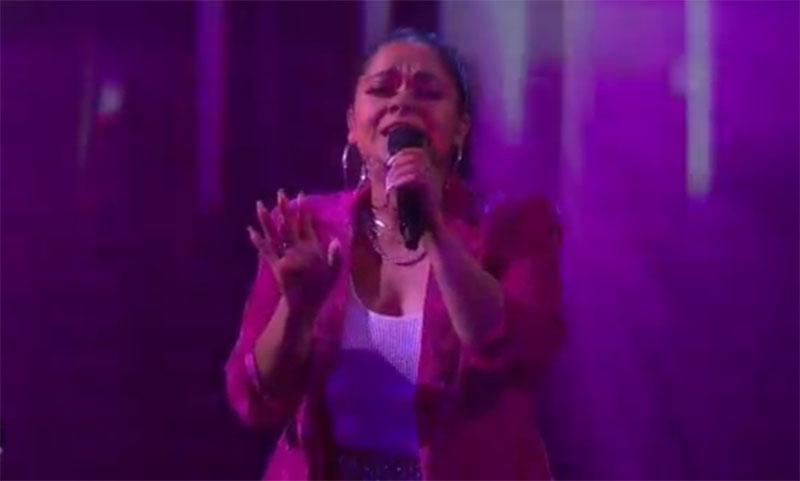 "Brooke Simpson sings ""Bad Habits"" America's Got Talent 2021 AGT Semifinals"