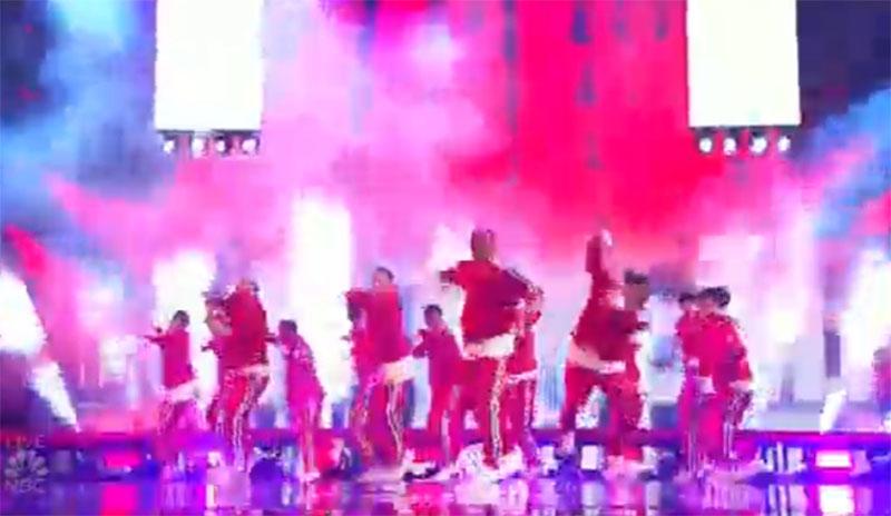 ChapKidz America's Got Talent 2021 AGT Semifinals Performance