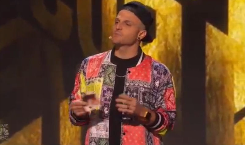 Dustin Tavella America's Got Talent 2021 AGT Finals Performance