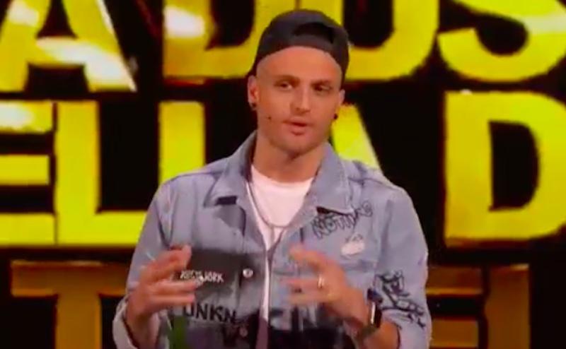 Dustin Tavella America's Got Talent 2021 AGT Semifinals Performance