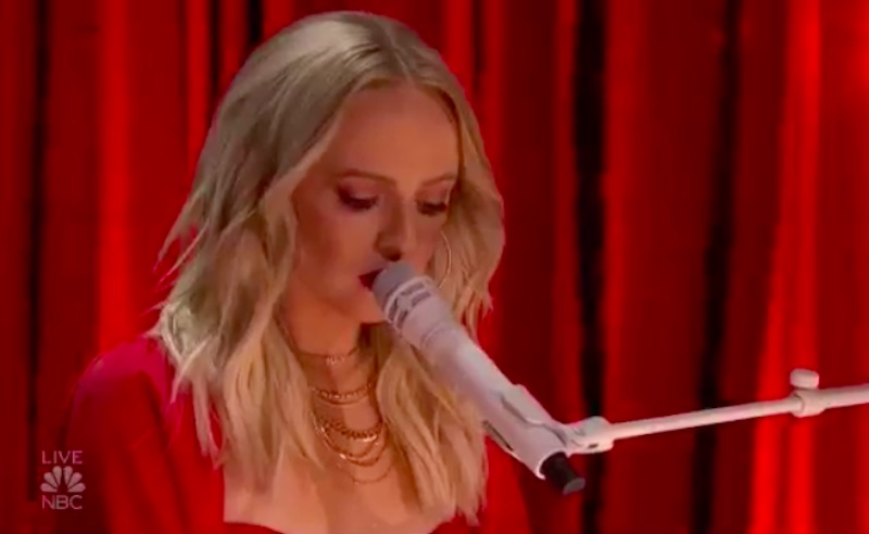 """Madilyn Bailey sings """"Red Ribbon"""" on America's Got Talent 2021 AGT Semifinals"""