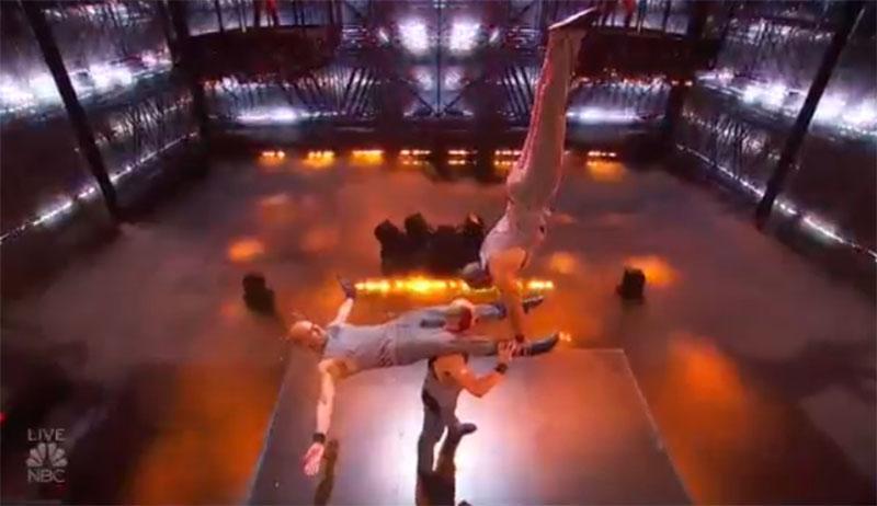 Rialcris America's Got Talent 2021 AGT Semifinals Performance