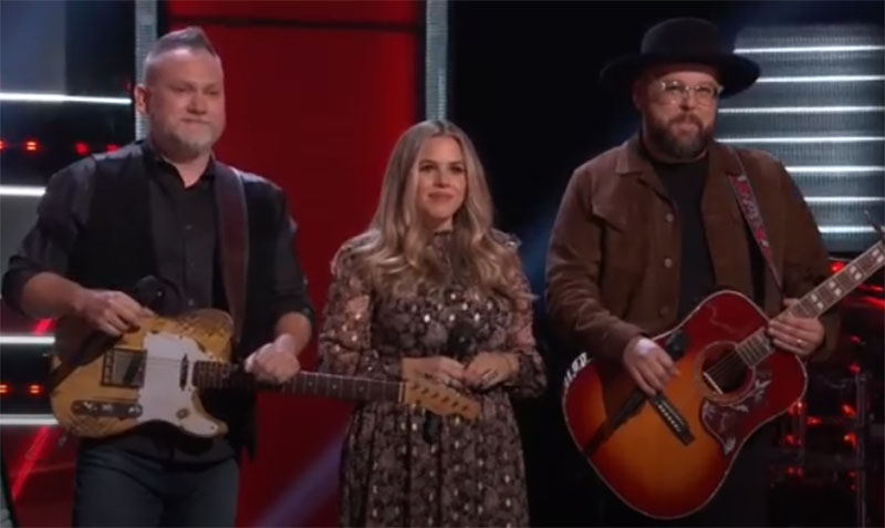 """The Joy Reunion sings """"Boondocks"""" on The Voice Blind Auditions 2021"""