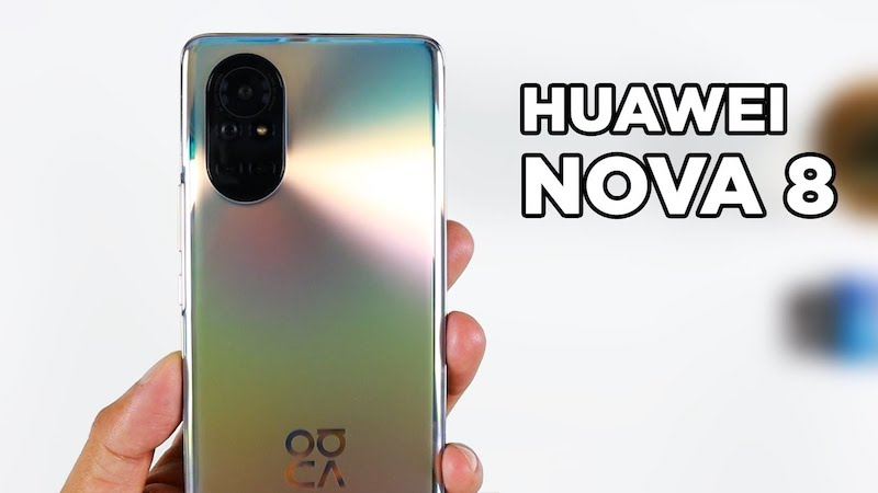 Huawei Nova 8 Unboxing, Review, Camera Test, PUBG & ML Gaming Test