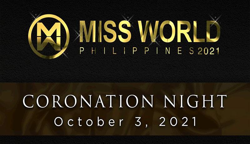 LIVESTREAM: Miss World Philippines 2021 Coronation Night Live Coverage, Winners & Results
