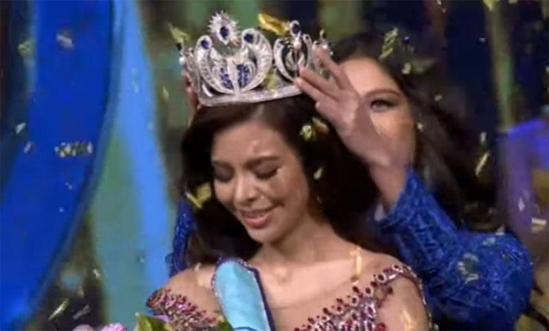 Tracy Maureen Perez is Miss World Philippines 2021 Winner
