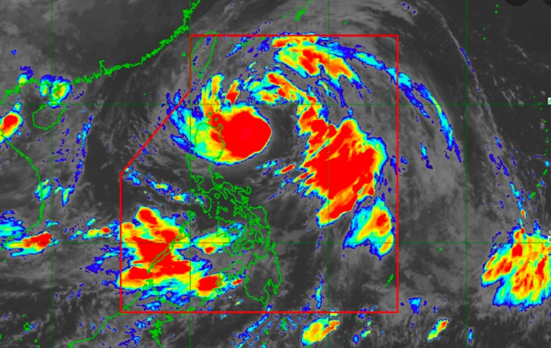 Bagyong Maring Update, PAGASA Weather Forecast, Storm Track & Signals