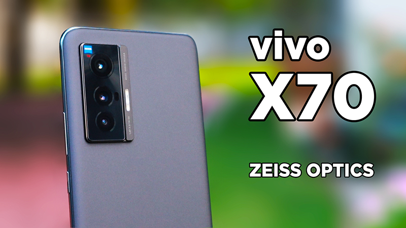 Vivo X70 Full Review, ZEISS Camera Delivers Professional Photography